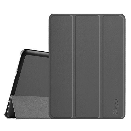 Fintie Hülle für Samsung Galaxy Tab S2 9.7 T810N / T815N / T813N / T819N 24,6 cm (9,7 Zoll) Tablet-PC - Ultra Schlank Ständer Cover Schutzhülle mit Auto Schlaf/Wach Funktion, Himmelgrau
