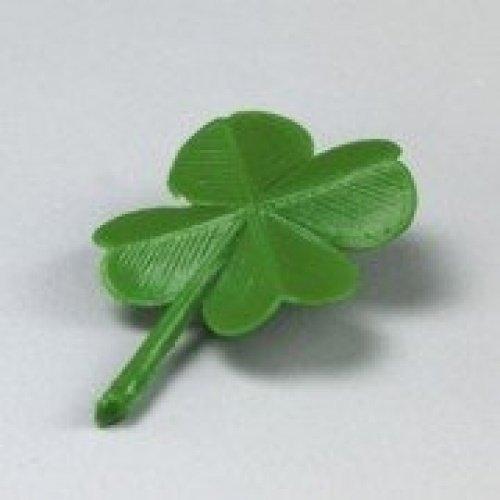 Efco Fil Miniature, trèfle Vert, 28 mm, Lot de 8
