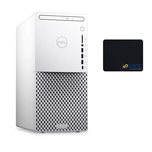 Dell XPS 8940 Special Edition Desktop PC, Intel Core i7 10700, 64GB DDR4 RAM, 2TB PCIe SSD + 4TB HDD, NVIDIA Geforce GTX 1650 Super, WiFi Bluetooth, DVD-RW, Windows 10 Home