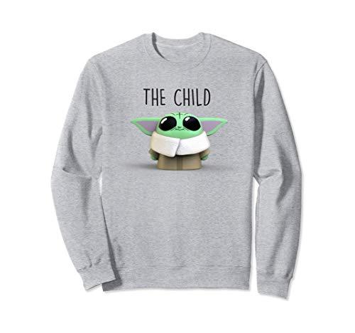 Star Wars The Mandalorian The Child Emoji Sudadera
