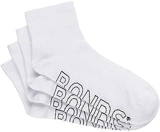 Bonds Men s Logo Light Quarter Crew Socks