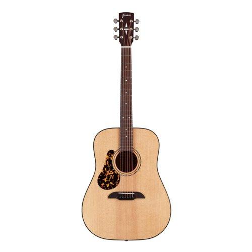 Framus FR FD 14 SV VSNT L Legacy Dreadnought Lefthand gitaar met vintage satijn natuurlijke tinted