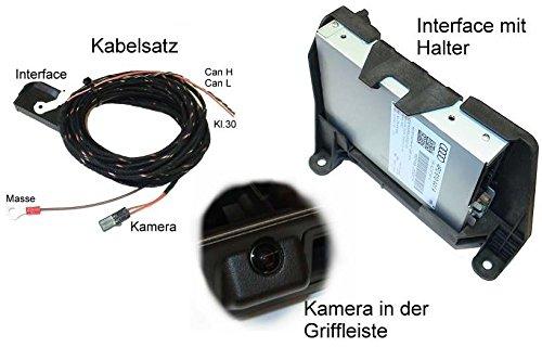 Kufatec Kit complet APS Advance – Caméra de recul