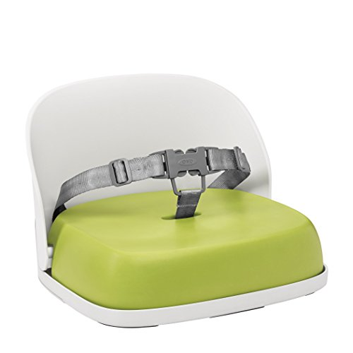 OXO Tot Perch Booster Seat with Straps, Green