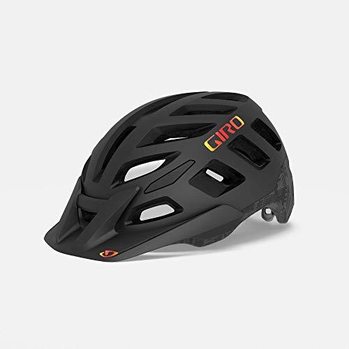 Giro Radix MIPS Mens Mountain Cycling Helmet - X-Large (61-65 cm), Matte Black Hypnotic (2021)
