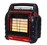 Mr. Heater F274800 MH18B, Portable Propane Heater,Red,Regular