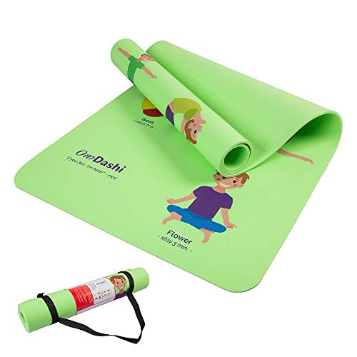 OmDashi children's yoga mat