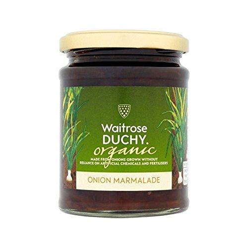 Duchy Limited Special Price Waitrose security Organic Onion Marmalade Pack 4 - 340g of