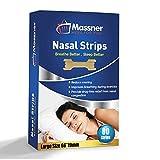 Best Snoring Aids - 60 Large Nasal Strips Anti Snoring Aid Review