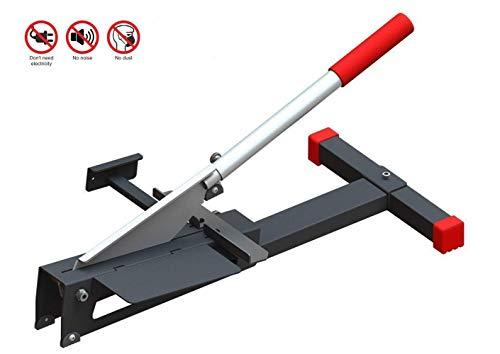 MantisTol LVT/VCT/LVP/Vinyl Flooring Cutter EP-180. It can't cut WPC,SPC,Laminate floor or hard plank!