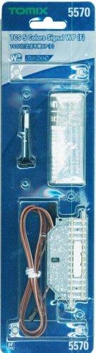 TOMIX Nゲージ TCS 5灯式信号機WP F 5570 鉄道模型用品