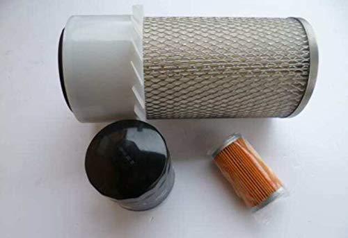 Filtersatz Shibaura D26