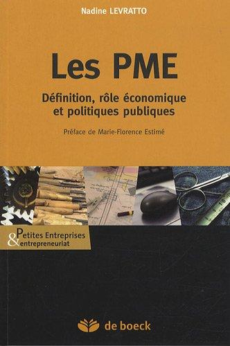 Les PME : Définition, rôle économique et politiques publiques
