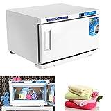 Esterilizador de toallas, calentador de toallas caliente, profesional, piel facial, para salón de peluquería o spa equipo de masaje