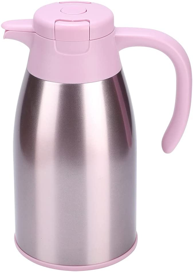 Comfortable Thermo Jug Sale Special Price Coffee Carafe 1.6L Drinking Louisville-Jefferson County Mall Intern Water