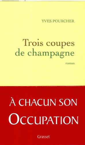 Trois coupes de champagne