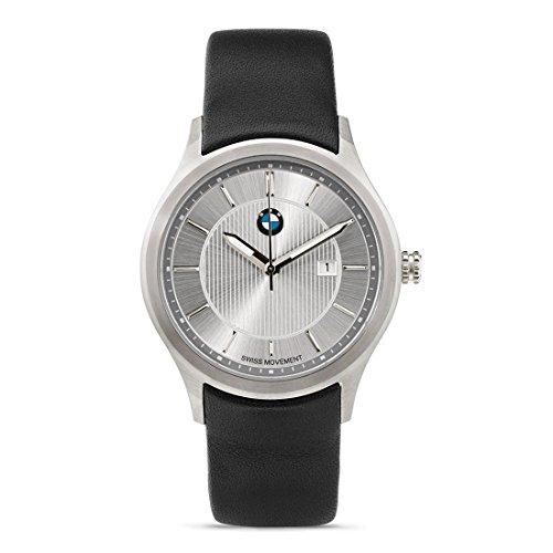 BMW - Orologio da polso da uomo, collezione 2016/2018, colore: nero