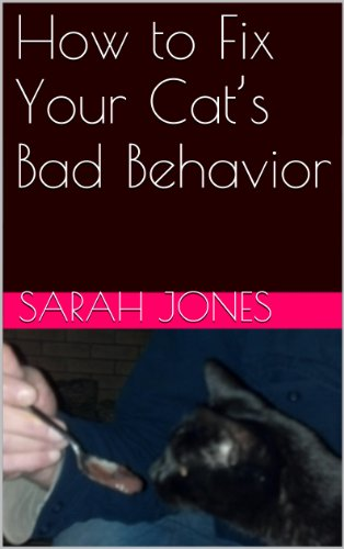 How to Fix Your Cat's Bad Behavior (English Edition)