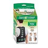 Best Posture Braces - Hempvana Arrow Posture - Fully Adjustable Posture Support Review
