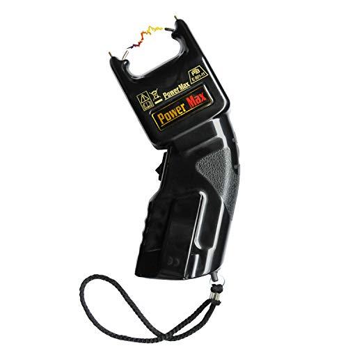 SHD: Elektroschocker mit 500.000 Volt | Powermax - mit PTB Zulassung zur Tierabwehr