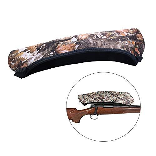 """NO LOGO XBF-Scope, Rifle de Caza Funda Protectora Grande de 13\""""Visor de Neopreno Visor óptico Bolsa Protectora Alcance for Accesorios (Color : Camouflage 1)"""