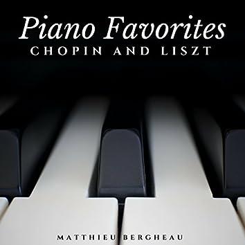 Chopin and Liszt: Piano Favorites