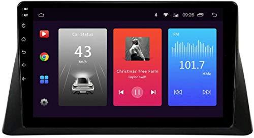 Navegación de Coche Android Car Stereo Sat Nav para Honda Accord 2008-2012 Unidad Principal Sistema de navegación GPS SWC 4G WiFi BT USB Mirror Link Carplay Integrado