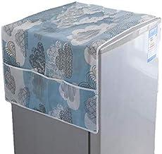 غطاء ثلاجة مقاوم للغبار والماء متعدد الاغراض مع حقيبة