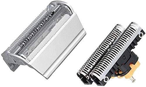 31S Cabezales de Afeitado de Repuesto para Bra-un Serie 3 Afeitadora Eléctrica...
