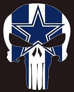 Amazoncom Dallas Cowboys Window Decal For Car