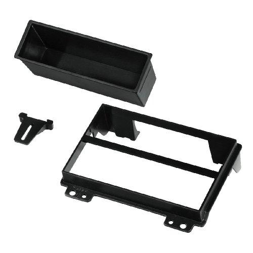 Hama Support de montage 1-DIN pour autoradio (pour Ford) Noir