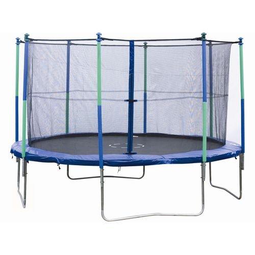 Sportspower Trampoline Enclosure Mesh Net (FT-3410) ONLY for 14  LT-6001-168 - OEM Equipment
