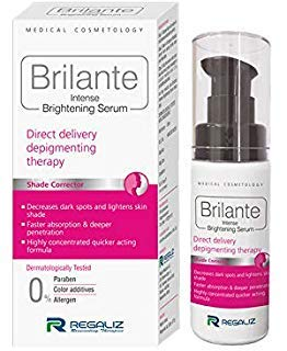 Regaliz Brilante Brightning Serum 30ML