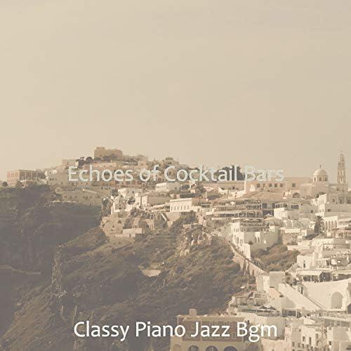 Classy Piano Jazz Bgm