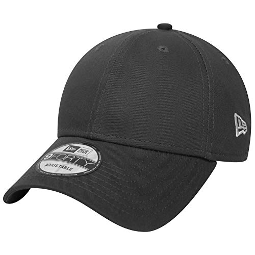 New Era Ne Basic 9Forty Gorra de béisbol, Unisex Adulto, Gris (Graphite),...