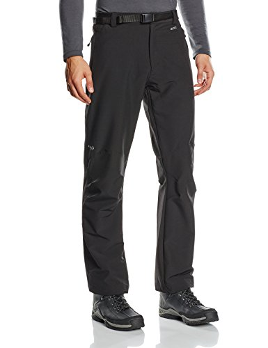 ALTUS Olloqui - Pantalón de Trekking para Hombre, Color Negro, Talla XL