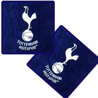 Tottenham Hotspur Spurs Crest Face Towels