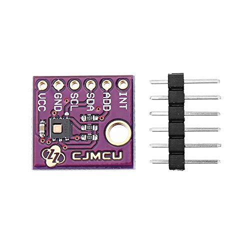 MING-MCZ Duradero Módulo de Sensor Digital I2C Digital de Temperatura y Humedad HDC2080 Fácil de Montar