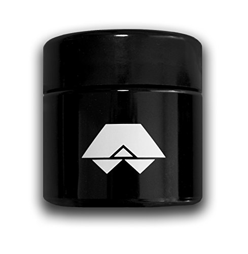 Dope Turtle - FOURTH SHELL: Premium UV Protected Storage Jar and Smell Proof Herb Container (100ml)