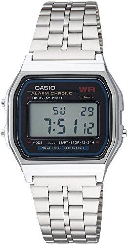 Casio A159W-N1DF Classic Digital Bracelet Watch
