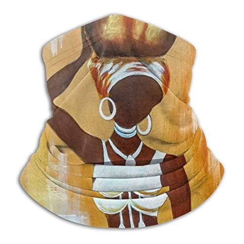 LENGDANU Máscara de pasamontañas unisex para la cara, antipolvo, para el cuello, con cubierta de bufanda, bandana, Color 4, M