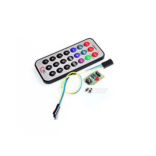 ARCELI CTYRZCH HX1838 Infrarot-Fernbedienung Modul IR Empfängermodul DIY Kit HX1838 für Arduino Raspberry Pi