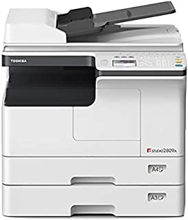 طابعة توشيبا E-STUDIO E-2809A – أبيض/رمادي