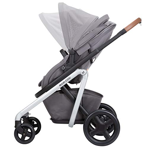 Maxi-Cosi Lila Modular All-in-One Stroller, Nomad Grey, One Size