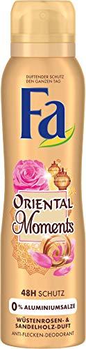 Fa Oriental Moments deospray, verpakking van 6 stuks (6 x 150 ml)
