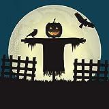 Procos 90975 - Tovaglioli di Carta per Halloween, 20 Pezzi, Colore: Nero/Blu/Beige