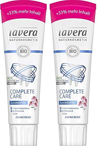 Lavera Toothpaste Fluoride Free