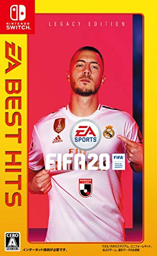 EA BEST HITS FIFA 20 Legacy Edition - Switch