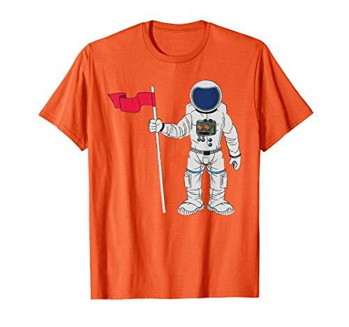 Disfraz de astronauta espacial de Halloween Camiseta