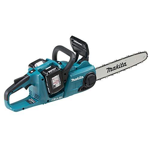 Makita DUC353PT2 - Sierra eléctrica a batería, color azul